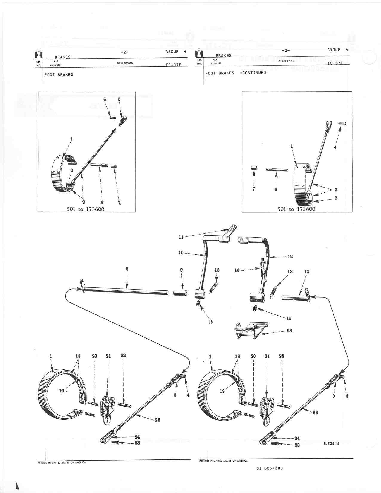 farmall cub brake diagram auto electrical wiring diagram u2022 rh 6weeks co uk
