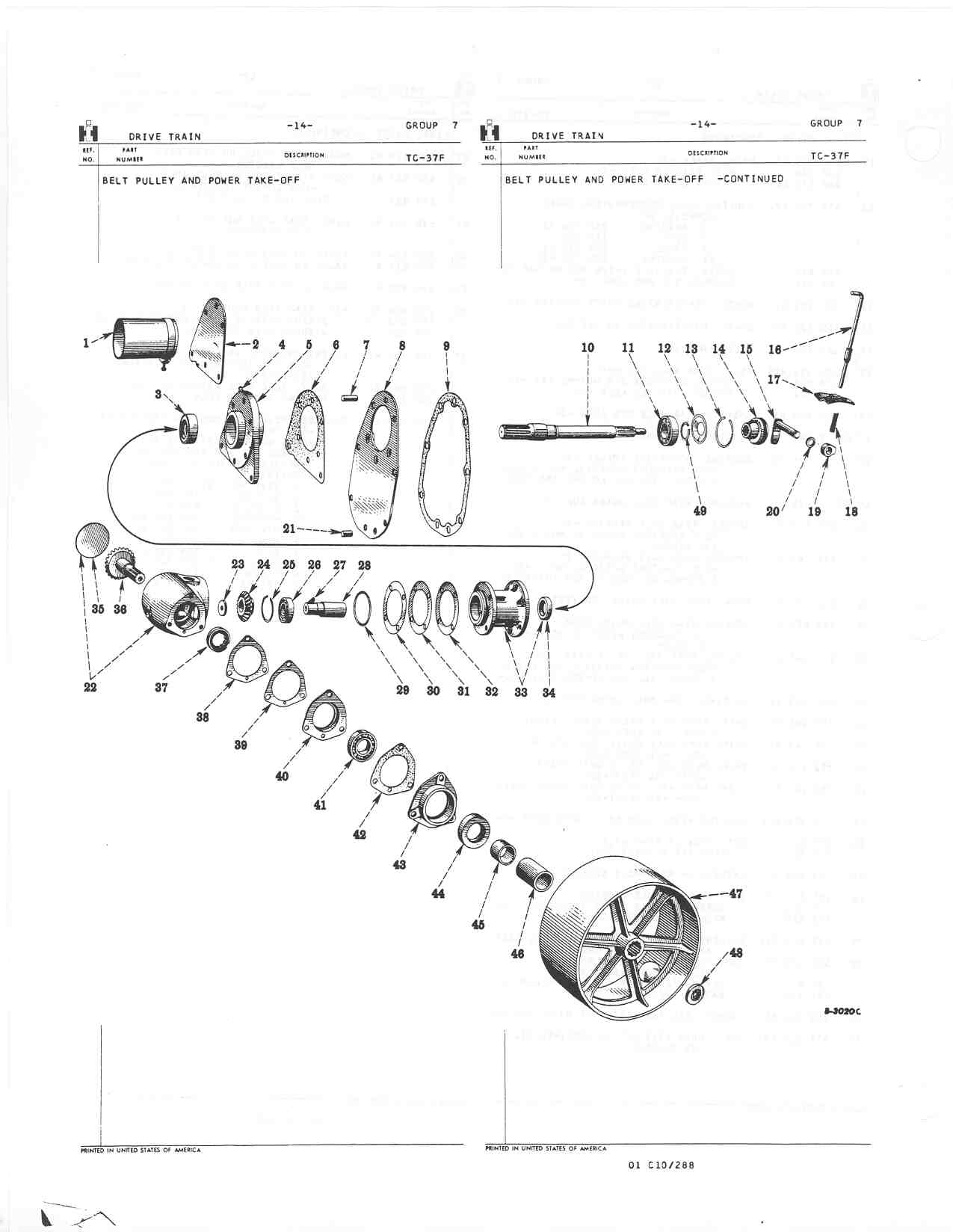 Page 07 14 tractor pto diagram ford 4000 tractor pto diagram \u2022 wiring  at beritabola.co