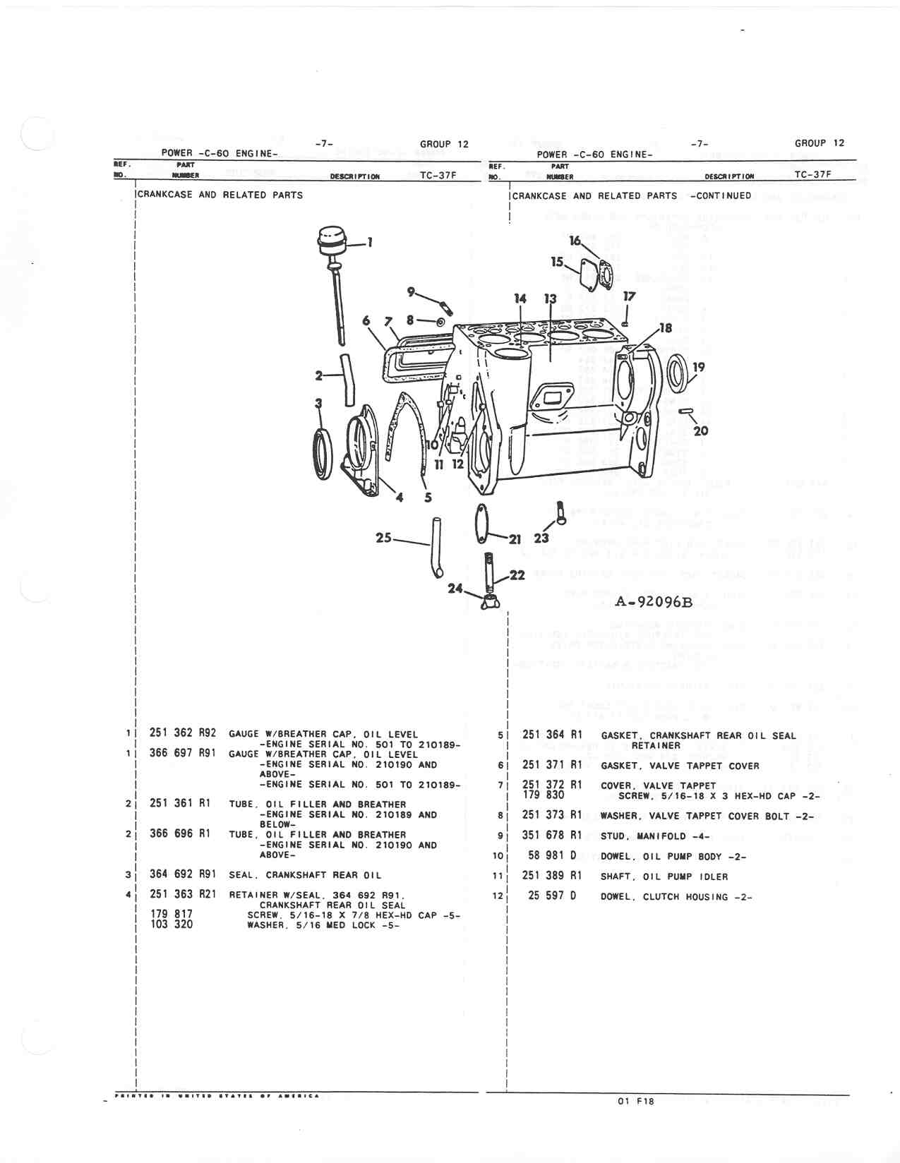 Mccormick Farmall Cub Distributor Diagram - Wiring Library •