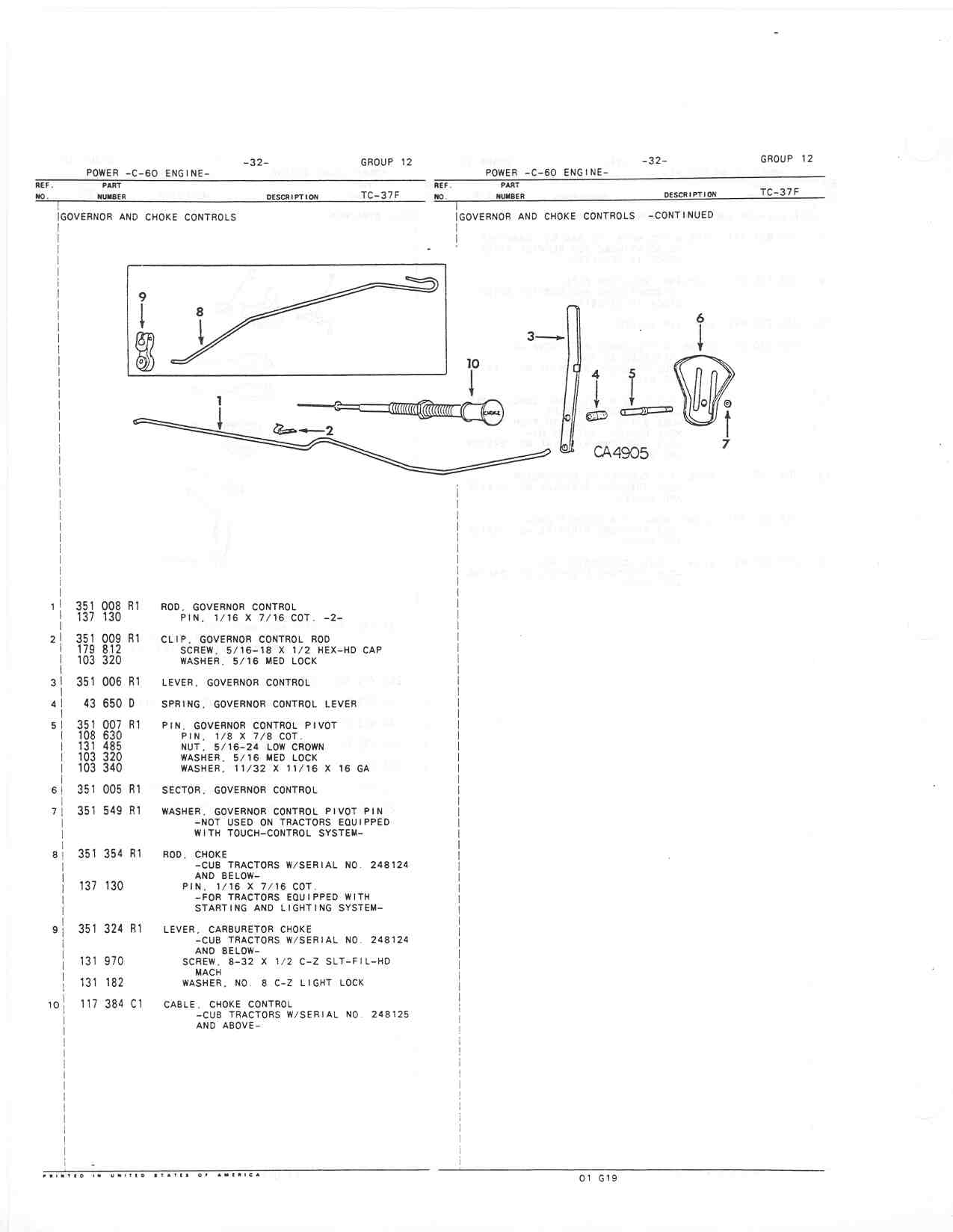 Farmall Cub Governor Diagram Wiring Libraries