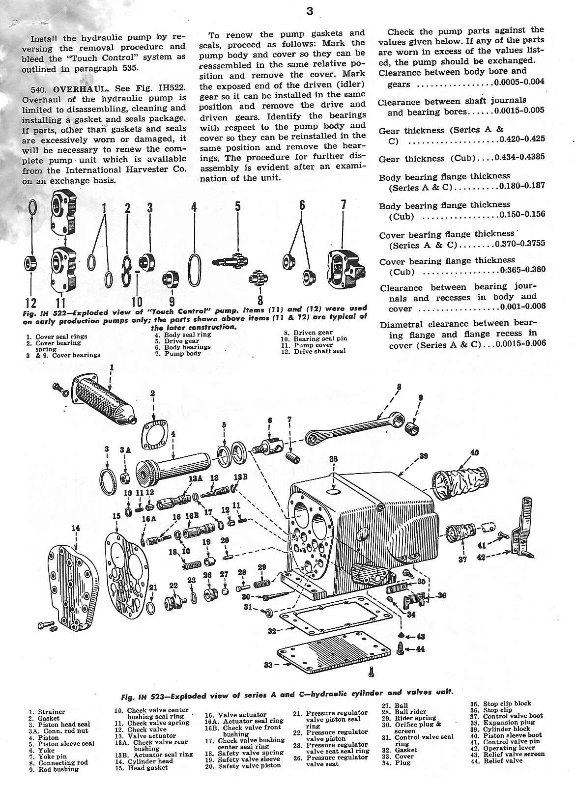Farmall 140 Parts Diagram Steering - Wiring Diagram K7