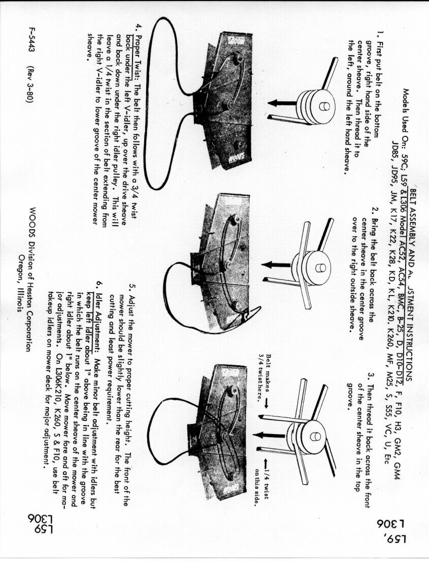 Farmall Cub Mower Belt Diagram Opinions About Wiring C6500 Fuse Box International 1951 Tractor Ih